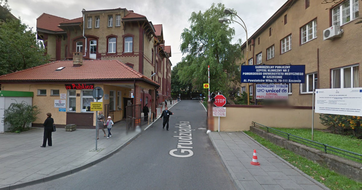 Samodzielny Publiczny Szpital Kliniczny Nr 2 PUM Szczecin