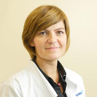 Beata Żukowska foniatra Szczecin, laryngolog Szczecin