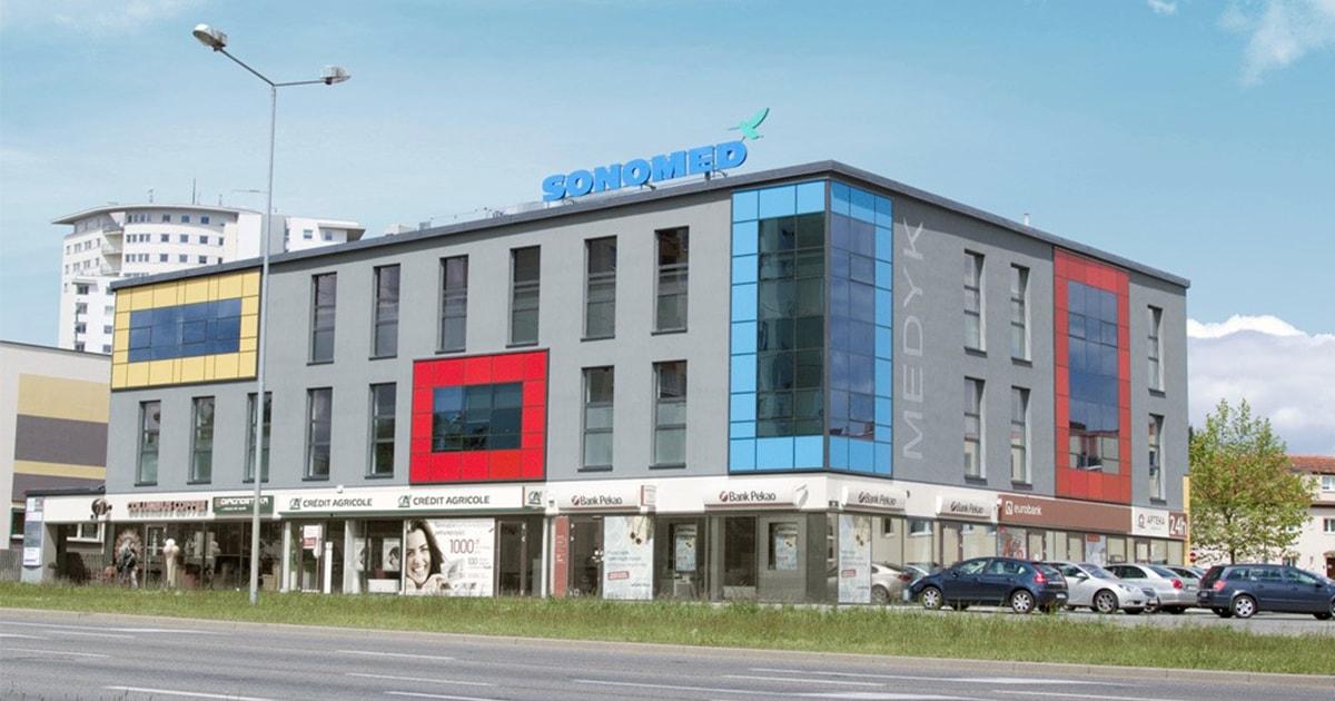Centrum Medyczne Sonomed Szczecin