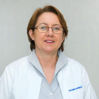 Elżbieta Bernatowicz radiolog Szczecin, internista Szczecin