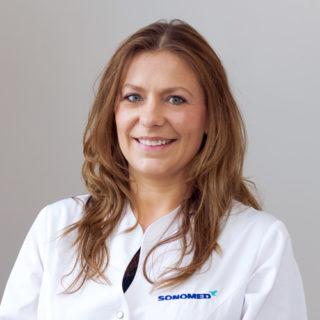 Izabela Binkowska-Borgosz internista Szczecin, gastrolog Szczecin