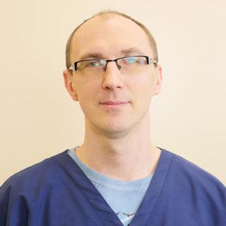 Jacek Gibaszek internista Szczecin, gastrolog Szczecin