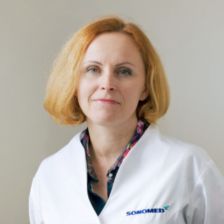 Benita Busz-Papież kardiolog Szczecin