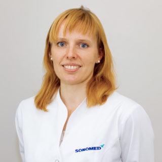 Ewa Grochowska-Bohatyrewicz laryngolog Szczecin