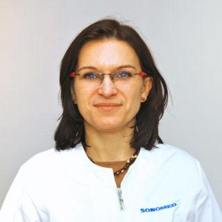 Katarzyna Amernik laryngolog Szczecin
