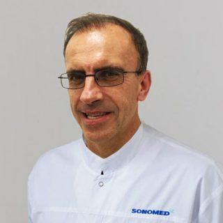 Dr n med Krzysztof Niedzielin gastrolog Szczecin