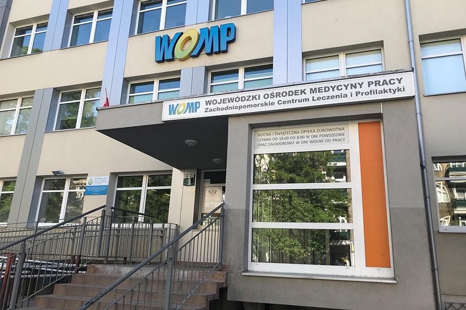 Zachodniopomorskie Centrum Leczenia i Profilaktyki Szczecin