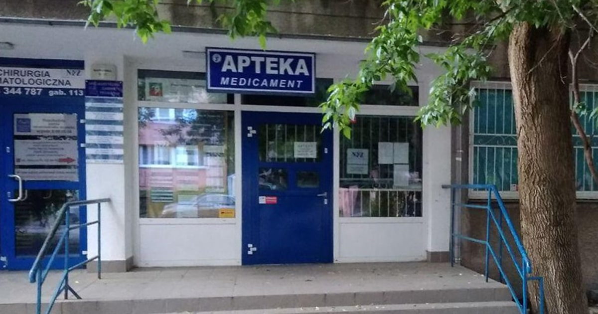 Apteka Medicament Szczecin