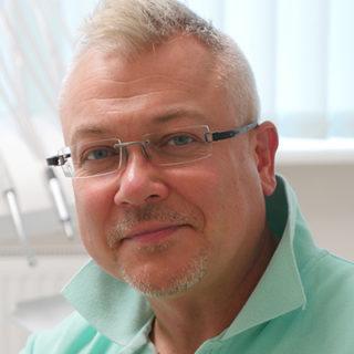 Lek. stom. Jerzy Szymczak Szczecin